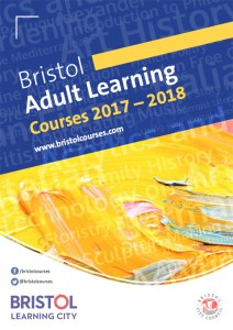 View Bristol Adult Learning Courses 2017 - 2018 Booklet