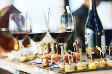 wine apetizers