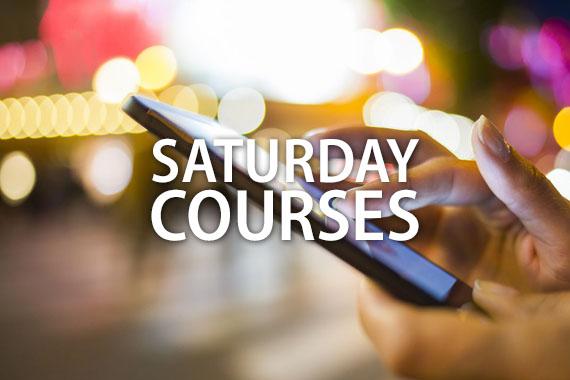 Saturday Courses
