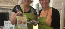 Cookery tutor Lisa (left) with colleague Louise2