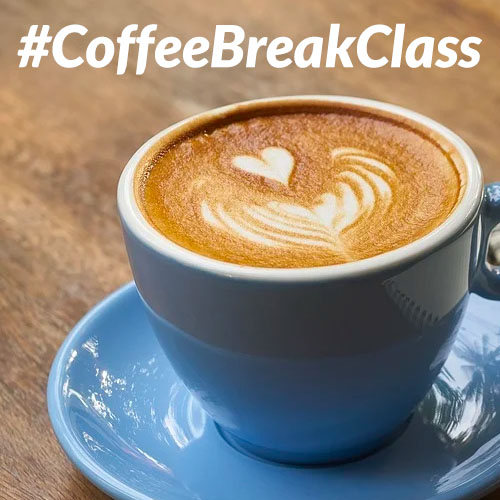 Coffee Break Online Classes