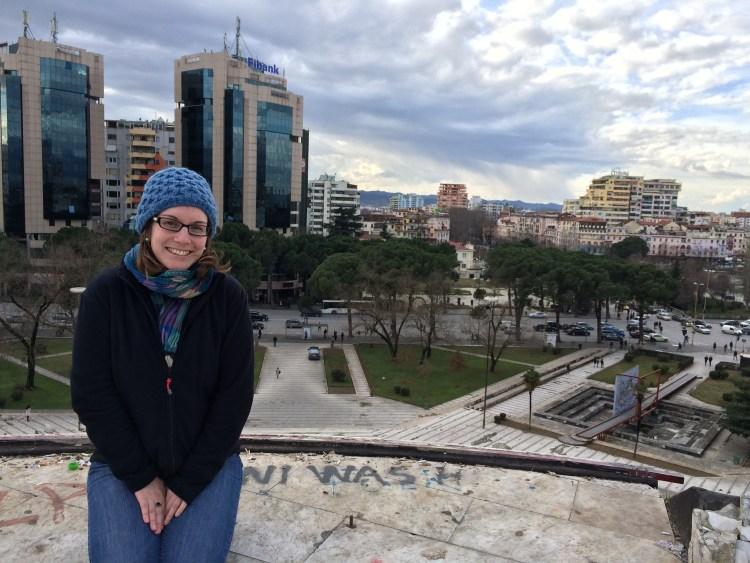 Thepryamid-Albania