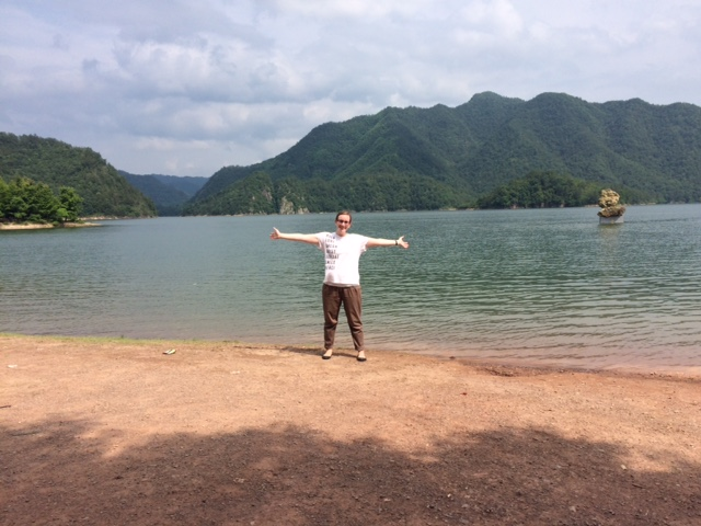 Hello Cold Mountain Lake!