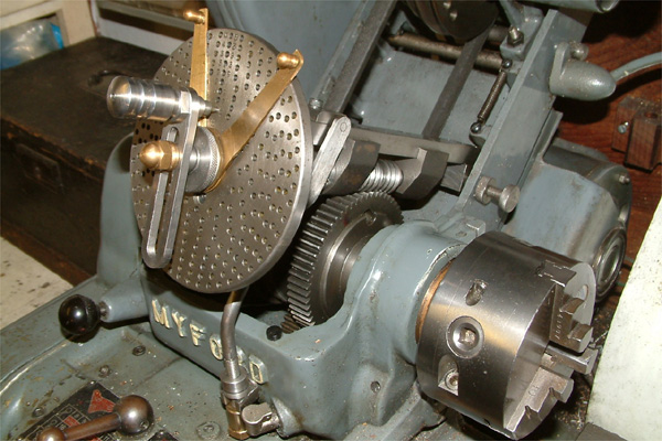 Myford Lathe Serial Numbers