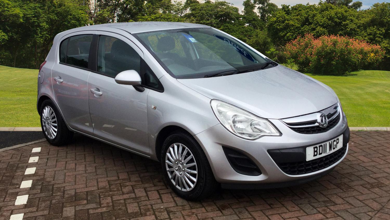 Used Vauxhall Corsa 1.2 ecoFLEX Excite 5dr Easytronic [AC