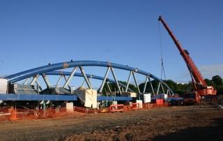 arena island bridge