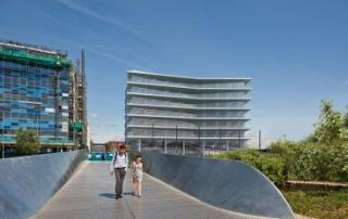 Impression of 3 Glass Wharf