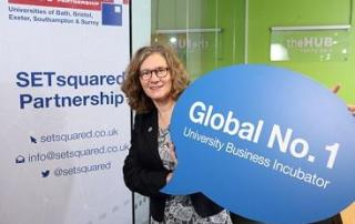 SETsquared Global number one