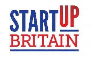 Startup Britain logo