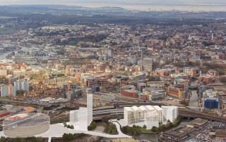 TQEC aerial view