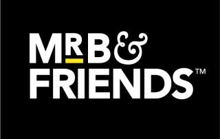 Mr B & Friends logo