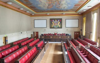 Bristol City Council Chamber