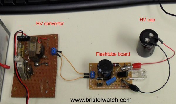 Switching Circuit Using Mosfet