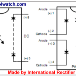 Solid State Relay Wiring Diagram Plant Cell Labeled For 9th Grade Connecting Crydom Mosfet Relays Pvi5050n Series Photovoltaic Output Opto Couplers