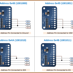 4 Channel Wiring Diagram For Air Compressor Pressure Switch Ads1115 Adc Uses I2c With Raspberry Pi Asd1115 Addressing Connections
