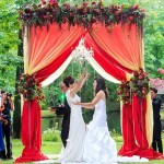 15 Creative Wedding Canopies Perfect For Your Big Day Brit Co