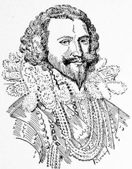 Charles I and the Duke of Buckingham