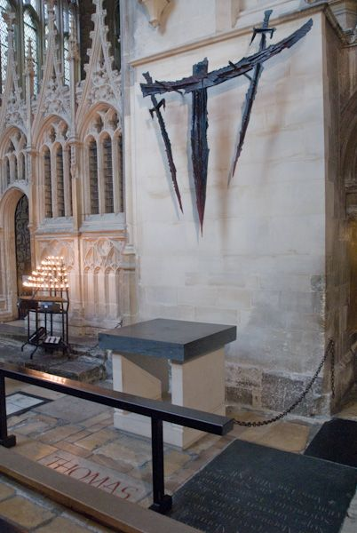 Canterbury Cathedral Photo The Martyrdom