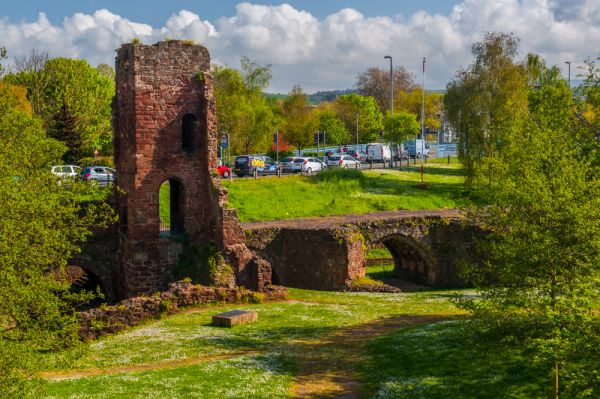 Exeter Old Bridge Historic Exeter Guide