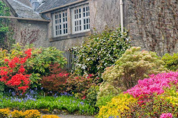 Geilston Garden Photos  History  Historic Argyll Guide