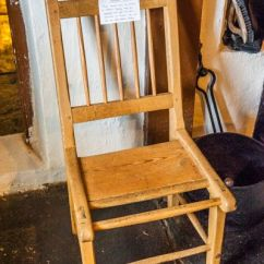 Beach Chairs Clearance Big And Tall Desk Chair Laidhay Croft Museum, Caithness | Historic Scotland Guide