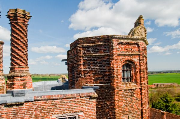 Layer Marney Tower  Historic Essex Guide