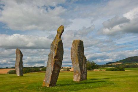 Lundin Links Standing Stone