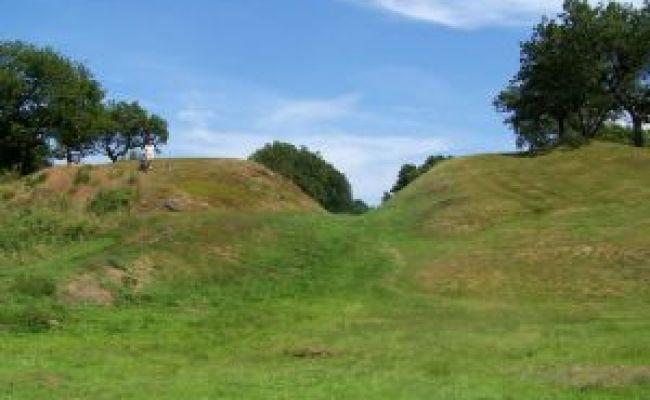 Antonine Wall Rough Castle Roman Fort
