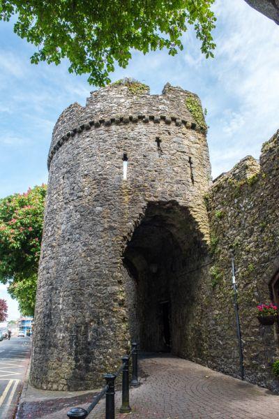 Tenby Medieval Town Walls History Beautiful Photos