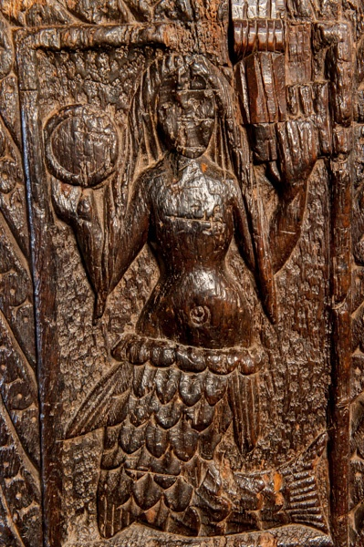 Zennor Church and the Mermaid of Zennor  Historic