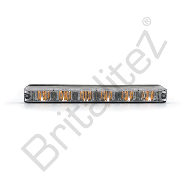 Edge Saber, Slimline Warning Light (ECE R65, EMC R10) P/N