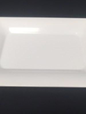 """MELAMINE RECTANGULAR PLATTER 14""""x10"""" (36cmx25cm)"""