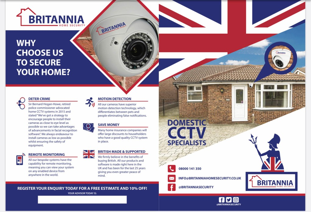 Britannia home security