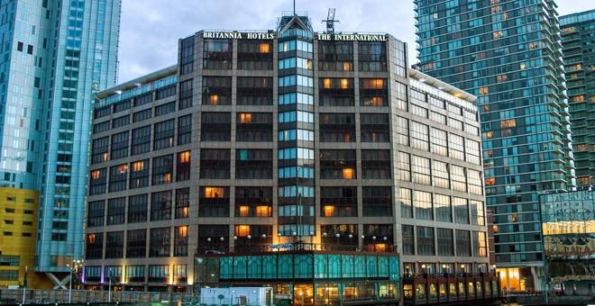The Britannia International Hotel In London Britannia Hotels