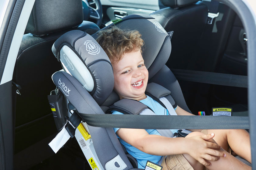 Why Extended Rear Facing Seats Are The Safer Option