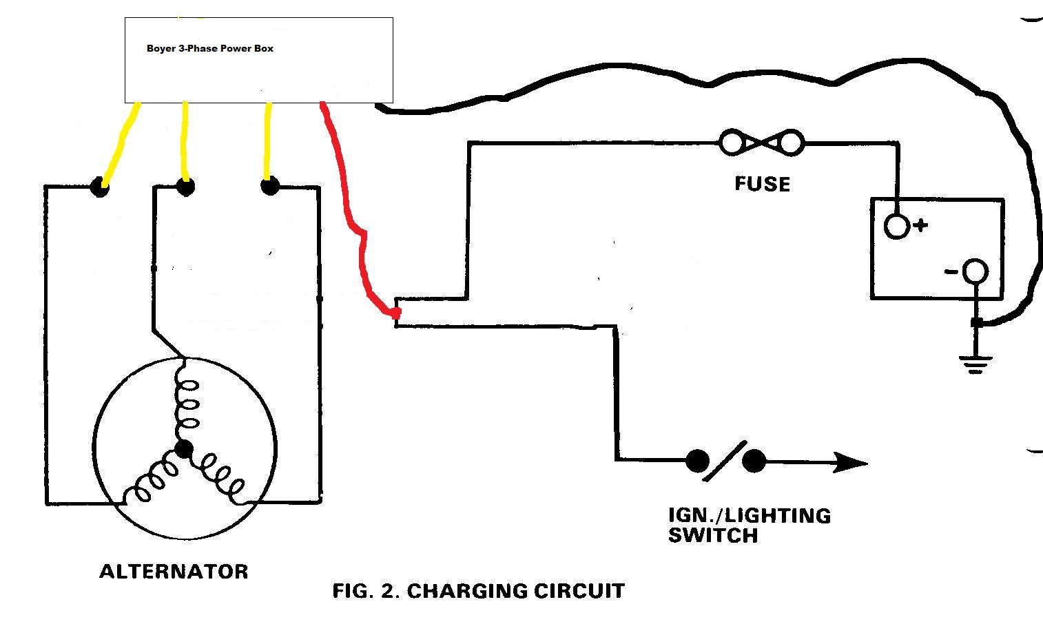 Boyer With Wiring Diagram For Triumph Rv Batteries Wiring