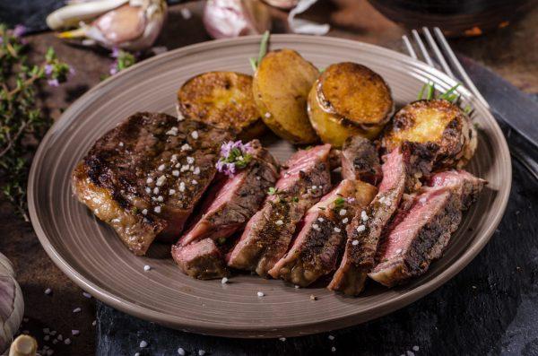 Rib Eye Steak (bone out)