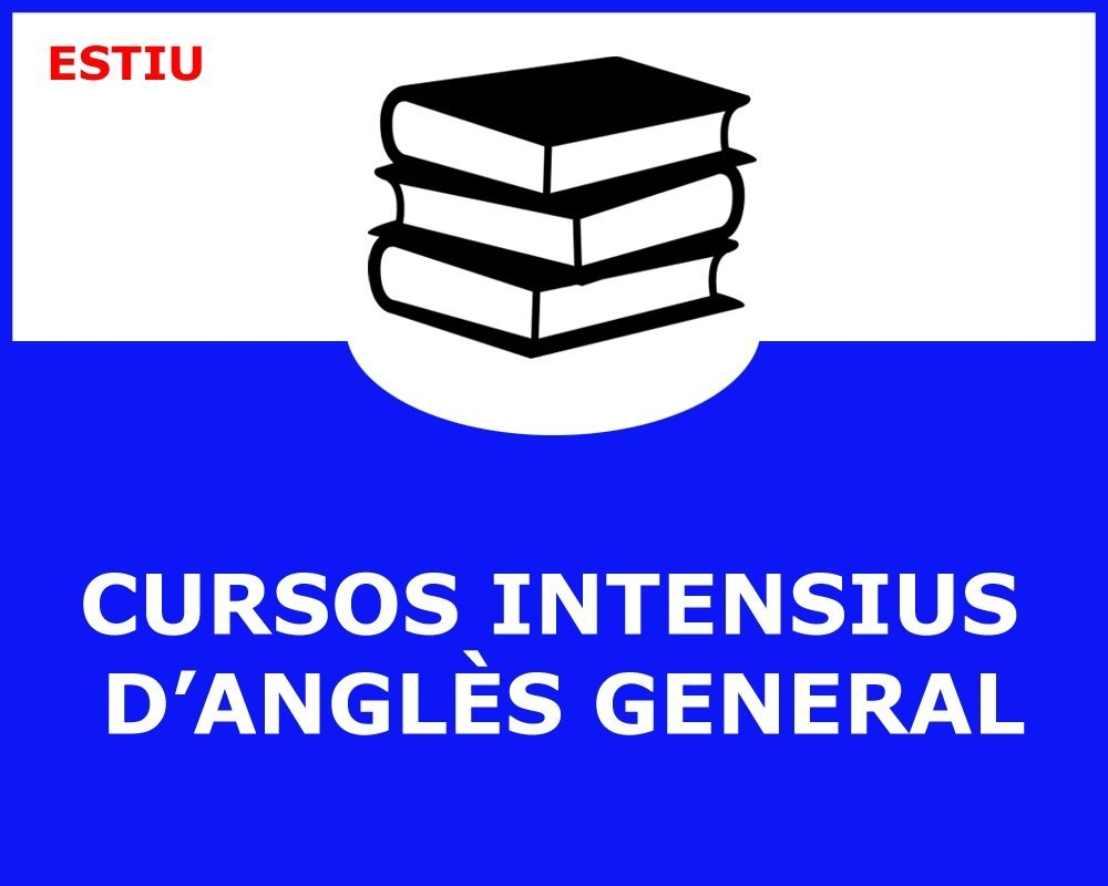 cursos intensius INGLES GENERAL