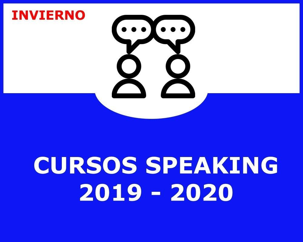 CURSOS INTENSIVO SPEAKING INVIERNO