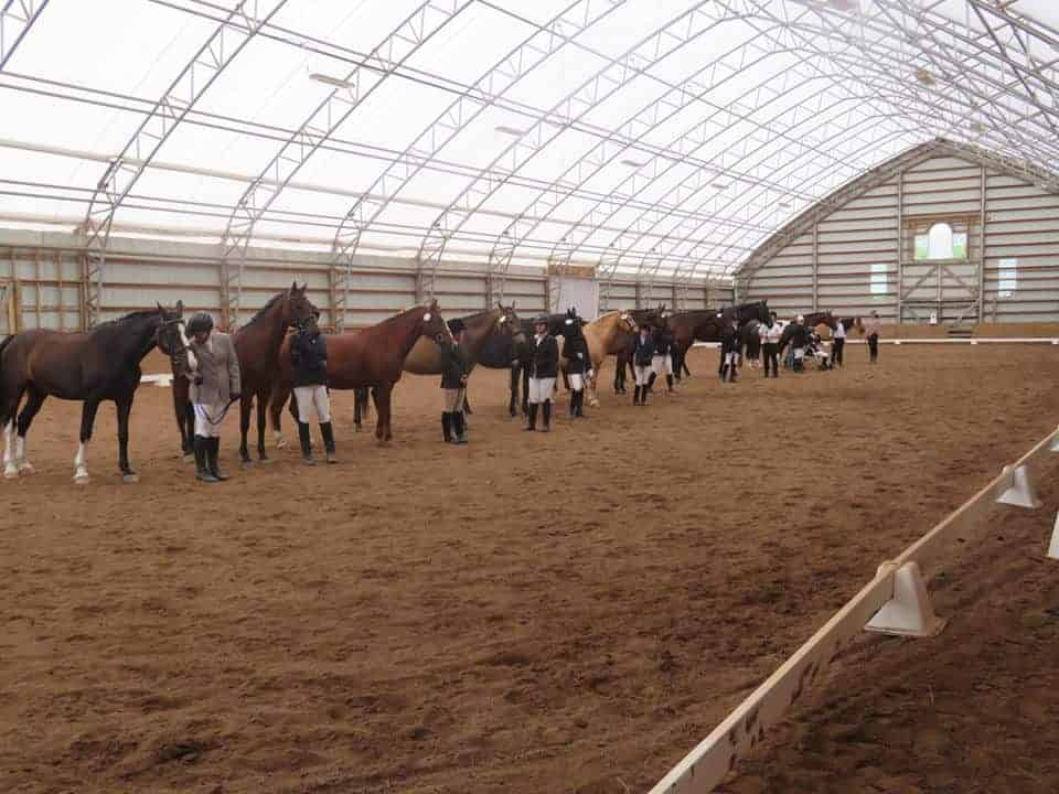 Fabric Building Structures for Equine | Britespan Building