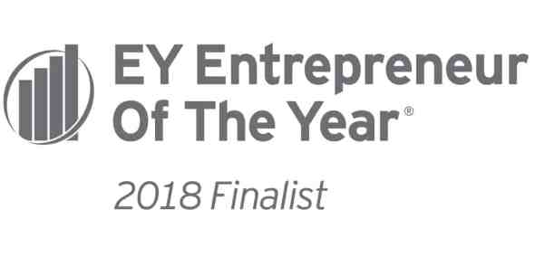 Ernst and Young Entrepreneur Finalist