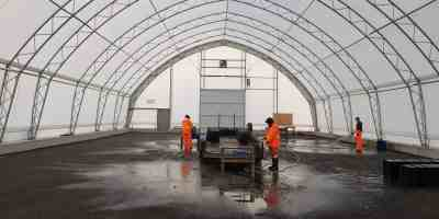 The Advantages of a Fabric Structure