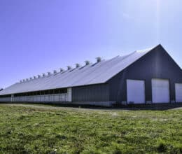 Goat Barns and Goat Shelters, Britespan Fabric Buildings and Barns