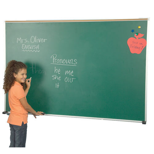 porcelain steel magnetic chalkboards