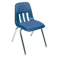 VIRCO 9000 Classic Series Padded Stacking Chair