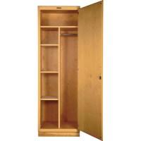 """WSC-26 Wardrobe Storage Cabinet, 27""""W x 22""""D x 84""""H"""""""