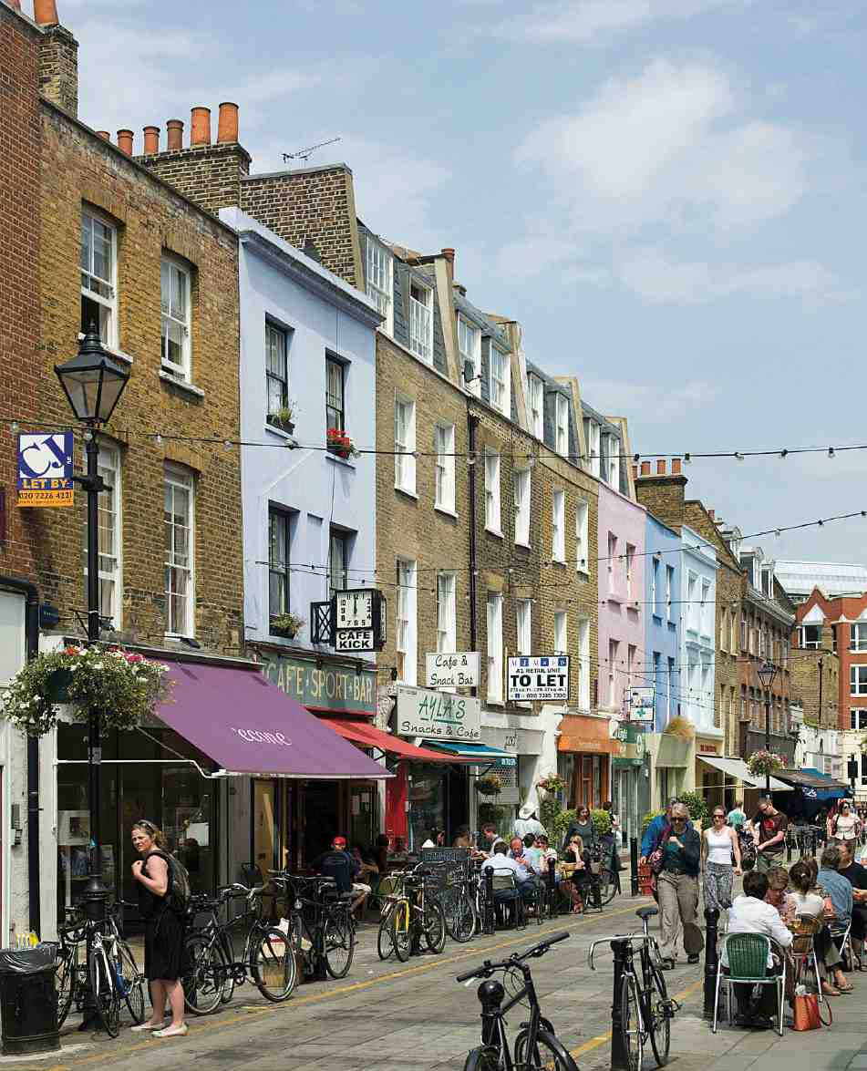 Exmouth Market area  British History Online