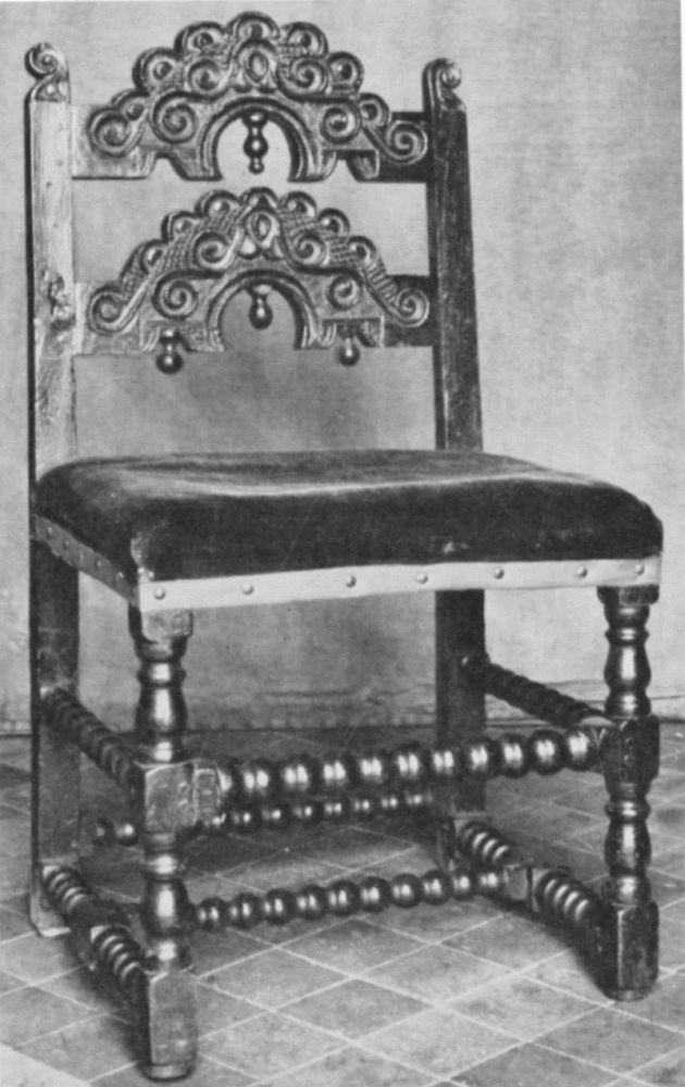 office chair support calligaris dining chairs plate 44: woodwork. furniture | british history online