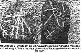 Phoenician inscriptions from around the world