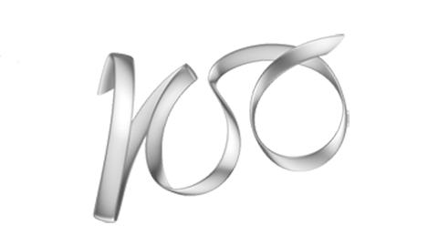 BA 100 logo